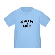 CAIN IS ABLE T