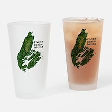 Cape Breton Drinking Glass
