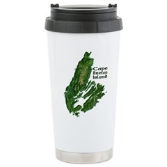 Cape Breton Stainless Steel Travel Mug