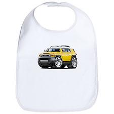 FJ Cruiser Yellow Car Bib