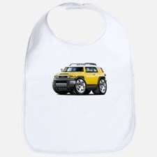 FJ Cruiser Yellow Car Bib