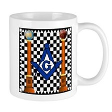 Mosaic Pavement Mug