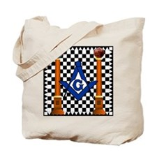 Mosaic Pavement Tote Bag