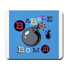 Babble Bomb Mousepad