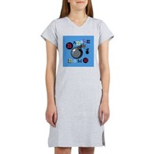 Babble Bomb Women's Nightshirt