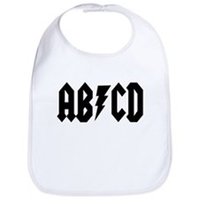 ABCD Rock N Roll Bib