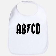 ABCD Rock N Roll Bib