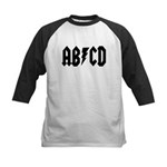 ABCD Rock N Roll Kids Baseball Jersey