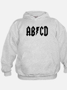ABCD Rock N Roll Hoodie