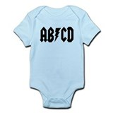 Abcd infant Bodysuits