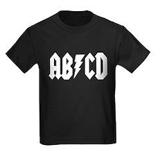 ABCD Rock N Roll T