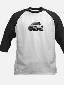 FJ Cruiser White Car Tee
