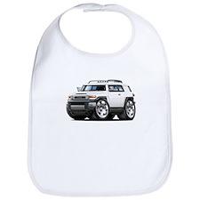 FJ Cruiser White Car Bib