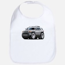 FJ Cruiser Silver Car Bib