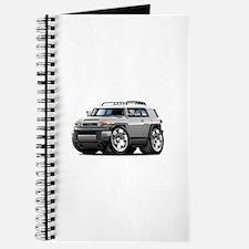 FJ Cruiser Silver Car Journal