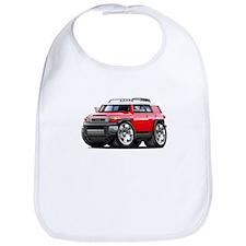 FJ Cruiser Red Car Bib