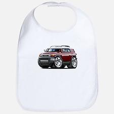 FJ Cruiser Maroon Car Bib