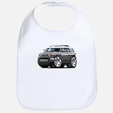 FJ Cruiser Grey Car Bib