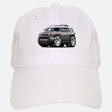 FJ Cruiser Grey Car Baseball Baseball Cap
