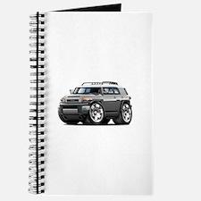 FJ Cruiser Grey Car Journal
