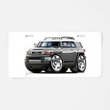 FJ Cruiser Grey Car Aluminum License Plate