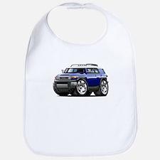 FJ Cruiser Dark Blue Car Bib