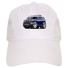 FJ Cruiser Dark Blue Car Baseball Cap