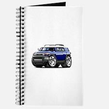 FJ Cruiser Dark Blue Car Journal
