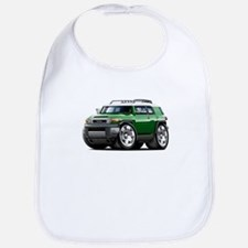 FJ Cruiser Green Car Bib