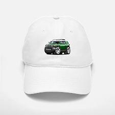 FJ Cruiser Green Car Baseball Baseball Cap