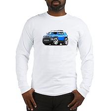 FJ Cruiser Blue Car Long Sleeve T-Shirt