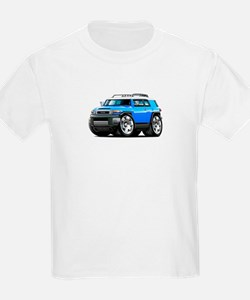 FJ Cruiser Blue Car T-Shirt