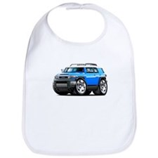 FJ Cruiser Blue Car Bib