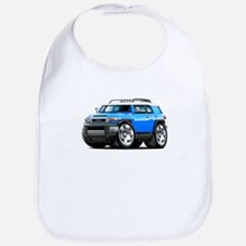 FJ Cruiser Blue Car Bib