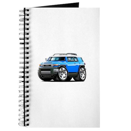 FJ Cruiser Blue Car Journal