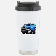FJ Cruiser Blue Car Stainless Steel Travel Mug