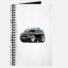 FJ Cruiser Black Car Journal