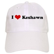 I Love Keshawn Baseball Cap