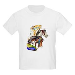 Carousel Horses T-Shirt