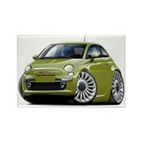 Fiat 500 Magnets