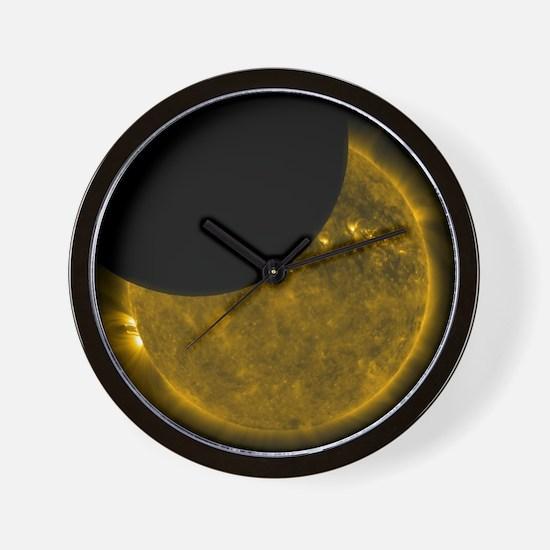 Unique Nasa lunar Wall Clock