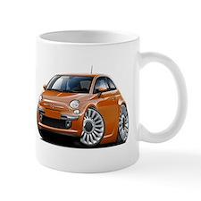 Fiat 500 Copper Car Mug