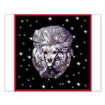 Winter or Christmas Poodle De Small Poster