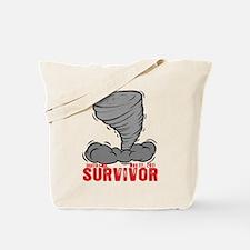 Joplin Tornado Survivor Tote Bag