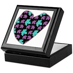 Bright Heart Keepsake Box
