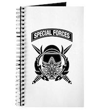 Combat Diver Supervisor w Tab B-W Journal