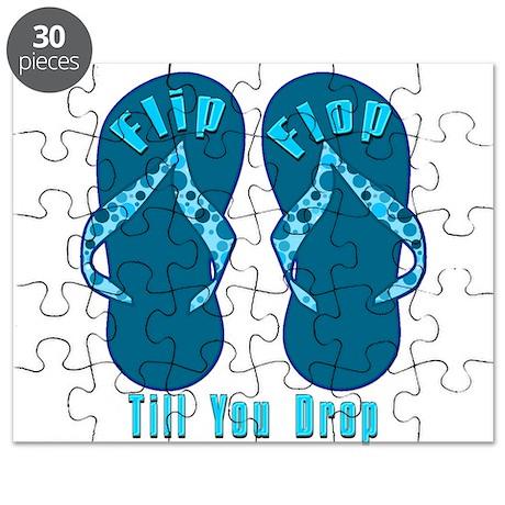 Flip Flop Till You Drop Puzzle