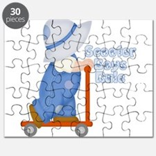 Little Scooter Boy Puzzle