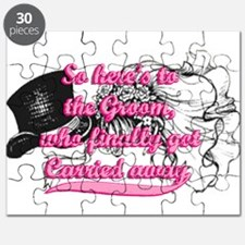SATC Carrie Big Toast Puzzle