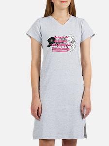 SATC Carrie Big Toast Women's Nightshirt